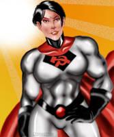 OC ROAD TRIP Soviet Superwoman by mrfuzzynutz