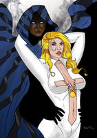CLOAK and DAGGER by mrfuzzynutz