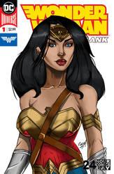 Woman of Wonder by mrfuzzynutz