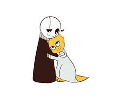 Hugs by winterberry132