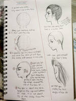 some tips for drawing side profiles by onisuu