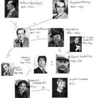 The Sherlock Holmes Family Tree by GoodOldBaz