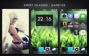 HTC Desire - Sweet Glasses by Dane103