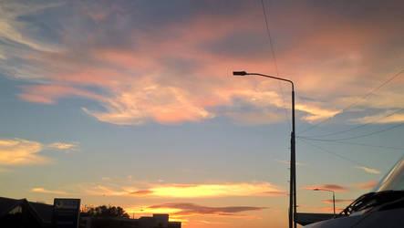 Beautiful Sunset 2 by GalacticNightSky99