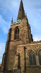 Beautiful Architect: Church by GalacticNightSky99