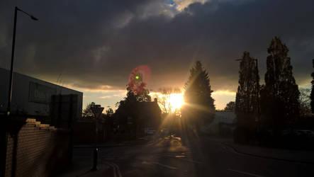 Beautiful Sunset 3 by GalacticNightSky99