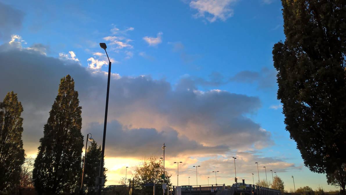 Beautiful Sky by GalacticNightSky99