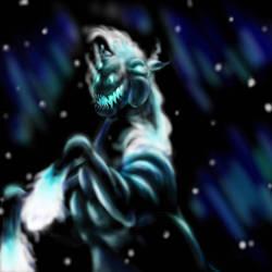 Frozen by Hirukafox