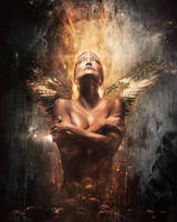 I Rise by Infinius-Arts