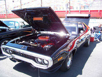 '71 Plymouth Road Runner by DetroitDemigod
