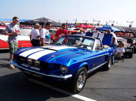 '67 Shelby GT500_Convert. by DetroitDemigod