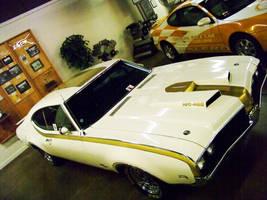 '69 Hurst Olds' by DetroitDemigod