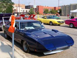 Dodge vs. Plymouth III by DetroitDemigod