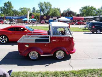 Chopped VW by DetroitDemigod
