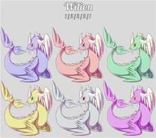 Aura Forge: Wilion Species by Jackalune