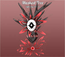 Aura Forge: Monster - Masked Tree (BOSS) by Jackalune