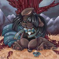 Griffia: Kryptox Elegance PTA by Jackalune
