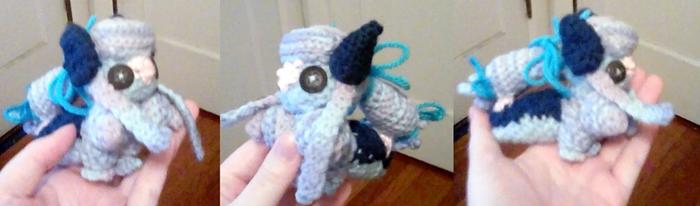 Griffia: Crochet Tox for cutecloudii by Jackalune