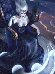 The Queen of Night by AnastasiaReddress