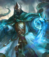 Warlock by AnastasiaReddress