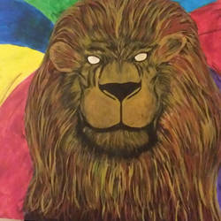 I am Lion by RichNicholsJ
