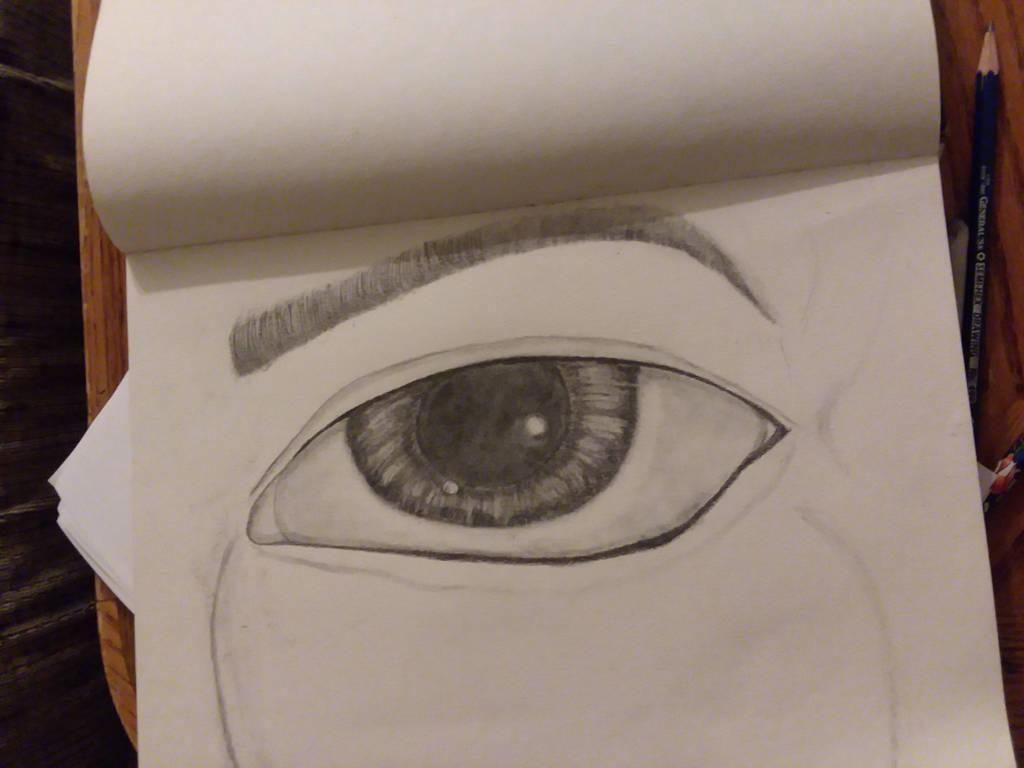 Eye by RichNicholsJ