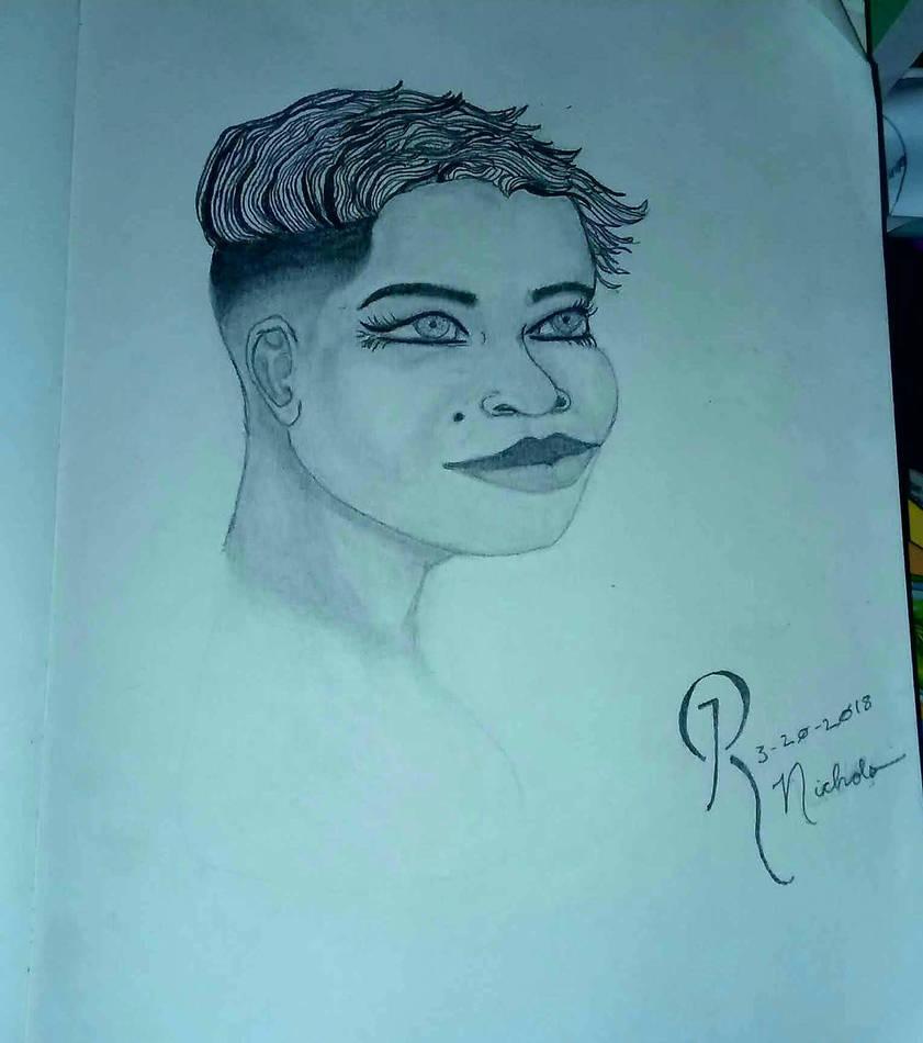 Woman by RichNicholsJ