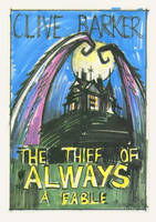 Thief - cover proposal (House) by CliveBarker