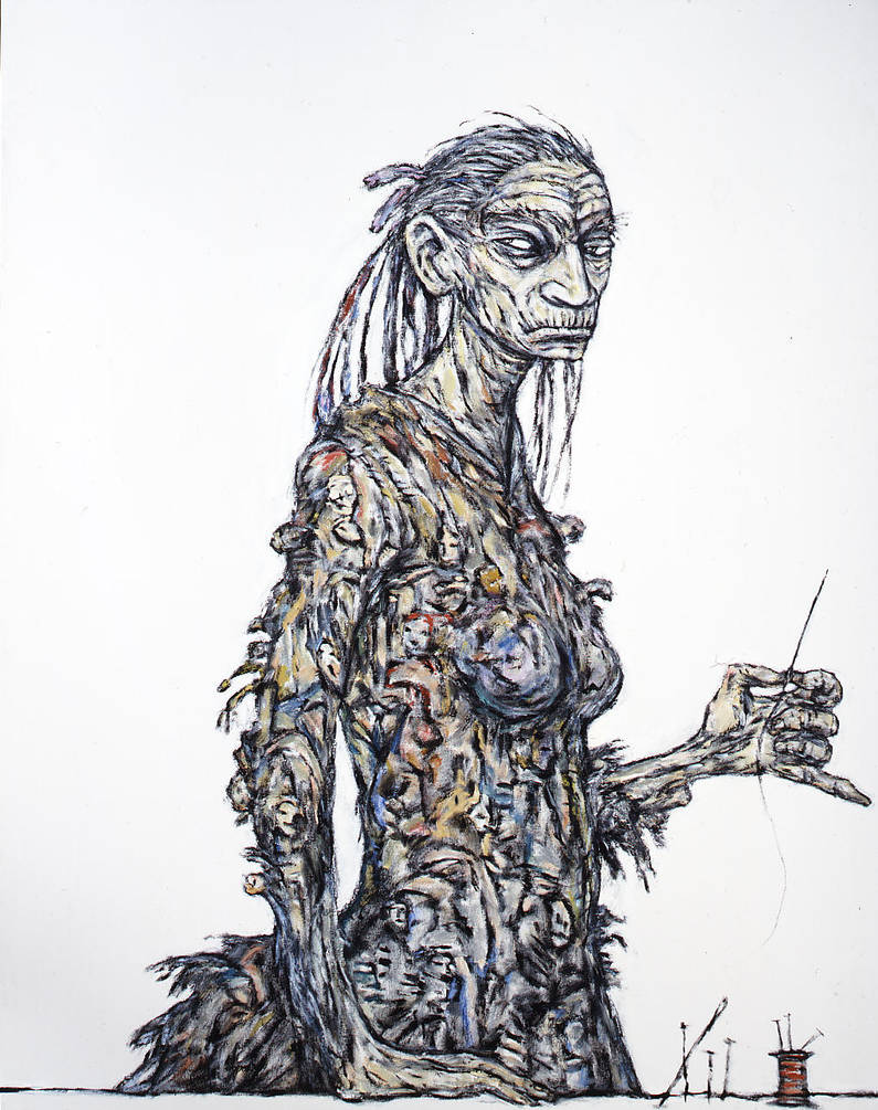 Mater Motley by CliveBarker