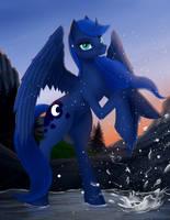 Luna by Dezdark