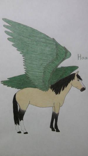 Hazelwind by FantasyFeathers