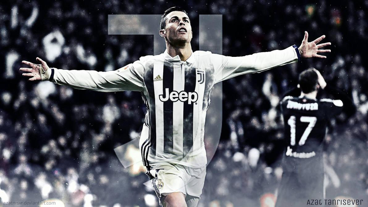 Cristiano Ronaldo Juventus Wallpaper By Azatnrsvr