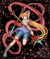 Spear Dancer by Serio555