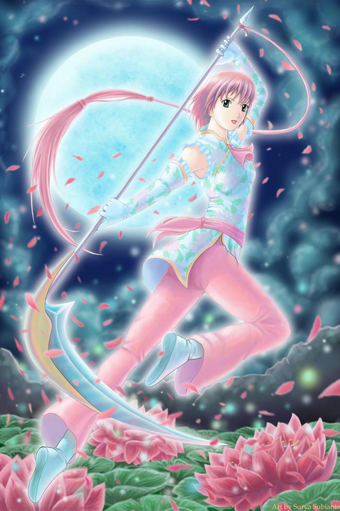 Scythe Dancer by Serio555