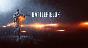 Battlefield 4 Recker with shotgun by Bacurok