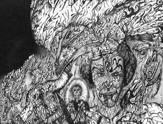 The Necromancer by tiamat9