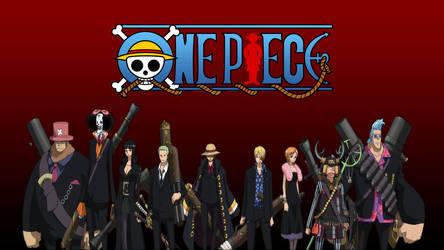 One Piece Mafia by maximoos