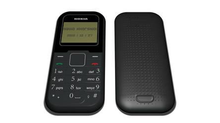 Nokia 1320 by maximoos
