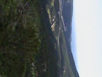 Denver From Afar by MountainGirl96