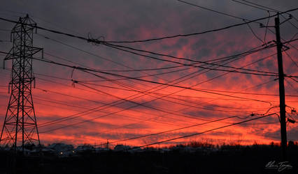 Day 5 - Sun Set by Calypso8888
