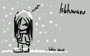 winter ID by Ishtuwazu