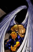 Uncanny X-Men 348 colors by RCarter