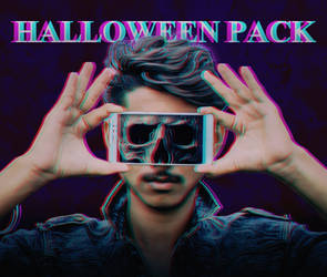 Mini-Pack Halloween by YuriBlack