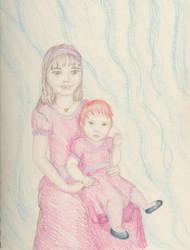 Sisters by ponderosalove