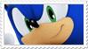 Sonic Fan Stamp by XX-Midnight