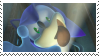 Sonic Bleh Stamp by XX-Midnight