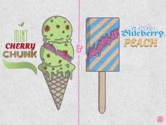 Strange Flavors by 4EDOM88