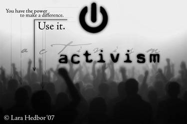 Activism by Rougue