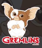 Gremlins: Gizmo by mystiquememories