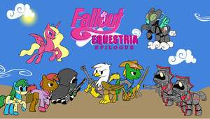 Fallout Equestria: Epilogue by dalea1